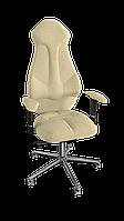Кресло Imperial (Империал) ткань Азур крем (ТМ Kulik System)