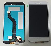 Оригинальный дисплей (модуль) + тачскрин (сенсор) Huawei P8 Lite 2017   P9 Lite 2017   Honor 8 Lite (белый)