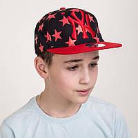 Модная кепка для мальчика Snapback от производителя - New York - Б11