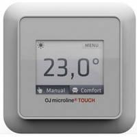 Сенсорный терморегулятор для теплого пола OCD5–1999 OJ Microline