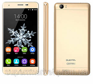 Смартфон Oukitel K6000 16GB Gold