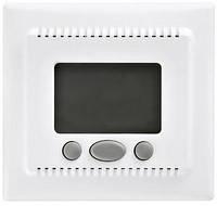 Термостат (терморегулятор) с функцией комфорт, белый, Sсhneider Electriс Sedna Шнайдер электрик Седна