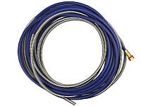 Канал направляющий (бауден) синий 0.8-1.0