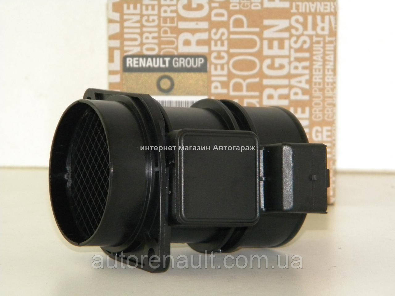 Расходомер воздуха на Рено Трафик 01-> 1.9dCi + 2.5dCi (135 л. с. ) — RENAULT - 7700109812, фото 1