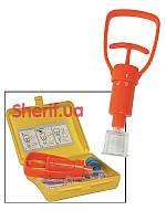 Набор первой помощи от укуса змеи и клещей Snake Bite Kit MIL-TEC  16027500