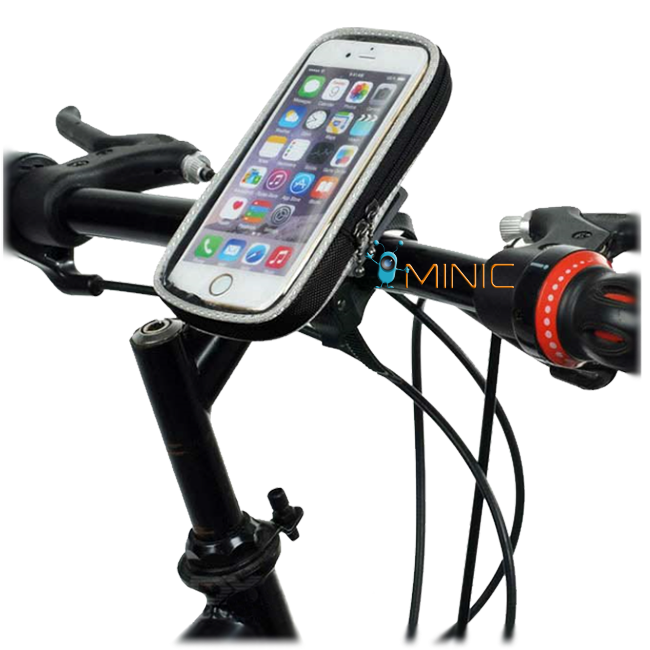 Чехол для смартфона на руль велосипеда Roswheel 11363