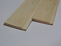 Вагонка дерев'яна 90мм з Смереки
