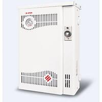 Напольный парапетный газовый котел Атон Compact-12,5 EB  ( 2х конт )