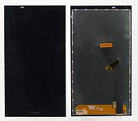 Оригинальный дисплей (модуль) + тачскрин (сенсор) для HTC Desire 820S Dual SIM (черный цвет)