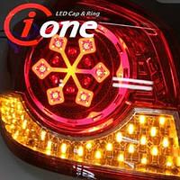 LED-модули задних фонарей (TX Ver.) - Chevrolet Cruze 5D (IONE)