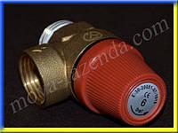 Клапан предохранительный сбросной 6 бар