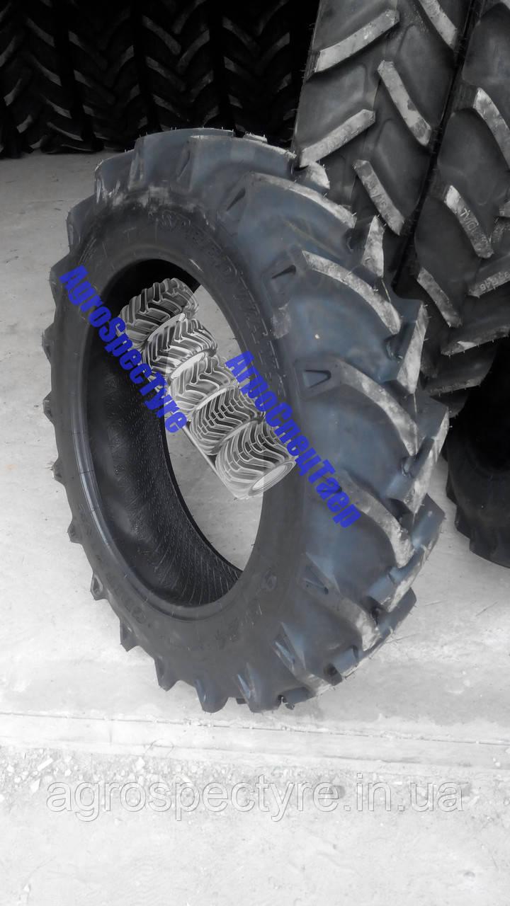Шина 9 5 24 для мини трактора Alliance 324 нс8 ТТ ёлка ведущея