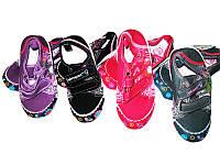 Текстильная обувь для девочек, размер 26,-31 арт. A-9279