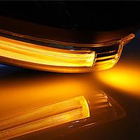 Корпуса зеркал с LED подсветкой Genesis Style (3-Way) - Chevrolet Spark (KABIS)