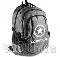 Городской рюкзак Converse серый