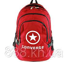 Городской рюкзак Converse красный
