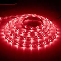 Светодиодная лента Feron SANAN LS604 3528 60SMD/м 12V IP65 красный