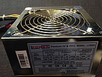 НАДЕЖНЫЙ БЛОК Питания LC POWER LC-6550 на 550 W ATX 24+4 + 6pin ( для видеокарты ) из ГЕРМАНИИ 550W