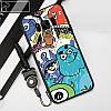"""Samsung G950F S8 противоударный чехол оригинальный бампер с 3D рельефным принтом рисунком """"SEMASA"""", фото 3"""