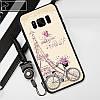 """Samsung G950F S8 противоударный чехол оригинальный бампер с 3D рельефным принтом рисунком """"SEMASA"""", фото 4"""