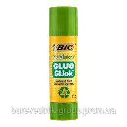 Клей-карандаш 21г, BIC Ecolutions Glue Stik