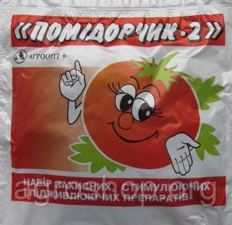Фунгицид Помидорчик- 2  (40 г.)