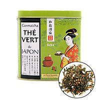 Органічний японський зелений чай Генмайча, 100г , Terre d'oc