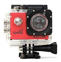 Екшн-Камера SJCam SJ4000 WiFi Red *