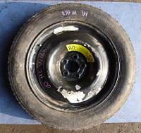 Диск запасного колеса (докатка) 155/90 R18 MercedesML-Class W1631998-2005A1634011102, 4JX18H ET00, 113M