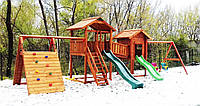 Детская площадка Spielplatz Вернер Рольф