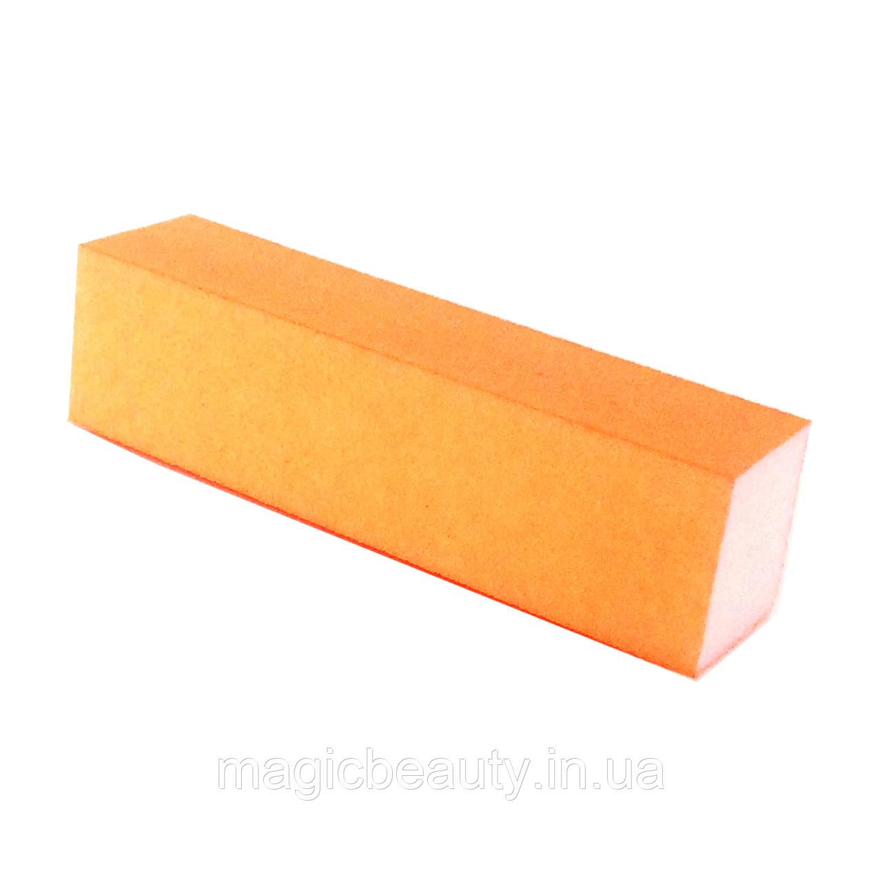 Бафик ярко-оранжевый 100/100