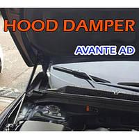 Амортизаторы капота газовые - Hyundai Avante AD / Elantra AD (EURO9)