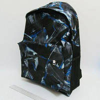 Рюкзак с карманом JO Граффити 42x30x13 см 0601-B