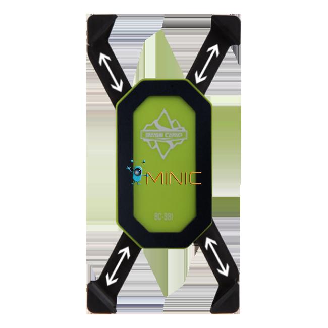 """Держатель для смартфона универсальный на велосипед BaseCamp BC-981 4.7""""-7.4"""""""