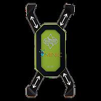 """Держатель для смартфона универсальный на велосипед BaseCamp BC-981 4.7""""-7.4"""", фото 1"""