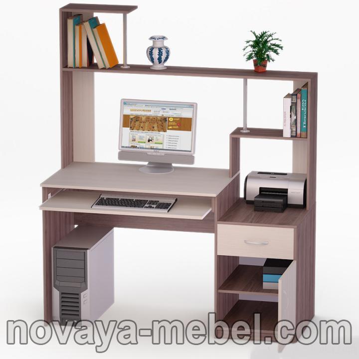 Стол компьютерный LED 2