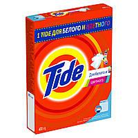 Стиральный порошок Tide Для белого и цветного 400 г для ручной стирки