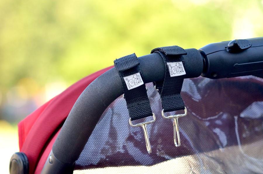 Крепление для сумки на коляску 0363, Baby Breeze