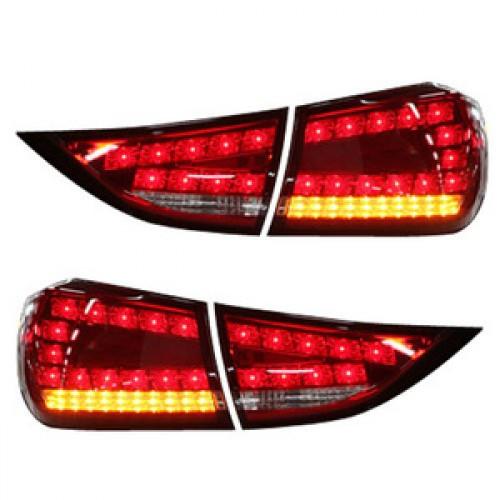 Задние фонари светодиодные Premium - Hyundai Avante MD / Elantra MD (SUPER LUX)