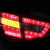 Задние фонари LED Premium - Hyundai Tucson iX / ix35 (SUPER LUX)