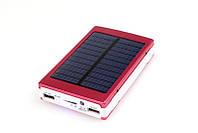 Power Bank c солнечной батареей+LED 20000mah