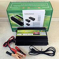 Преобразователь напряжения + зарядка 3200W inverter with charger 12