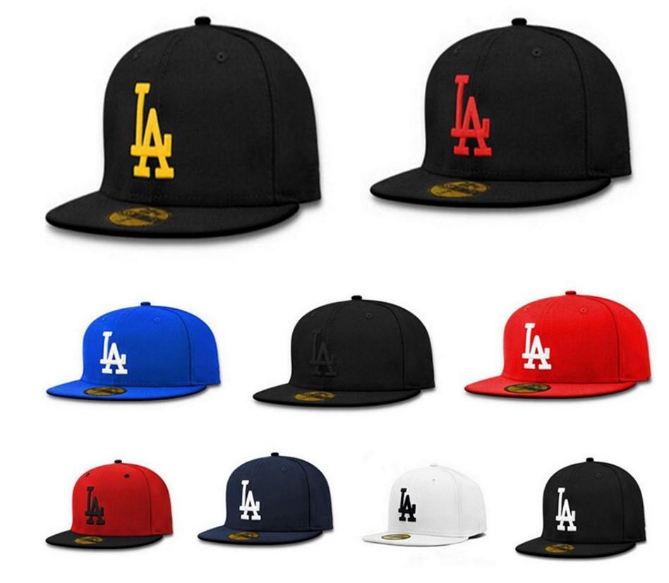 Мужская стильная кепка бейсболка реперка хип хоп с прямым козырьком LA Los  Angeles Snapback b6cf6d09e29b7