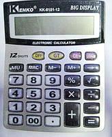 Калькулятор настольный KENKO KK-8151-12