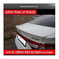 Лип-спойлер на багажник - Hyundai 5G Grandeur HG / Azera (ARTX)