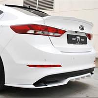 Лип-спойлер на багажник - Hyundai Avante AD / Elantra AD (M&S)