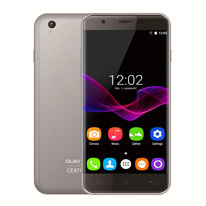 Смартфон OUKITEL U7 Max 1/8Gb