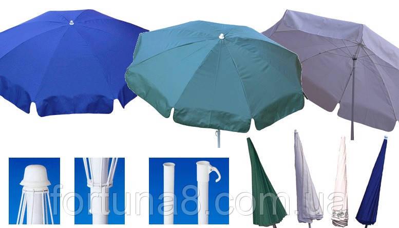 Зонт - диаметр 2,8 м, фото 2