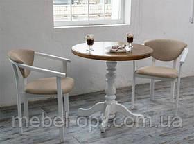 Круглый деревянный стол К2, фото 3
