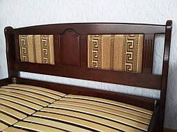 """Кровать деревянная """"Афина"""", покрытие - венге 4"""